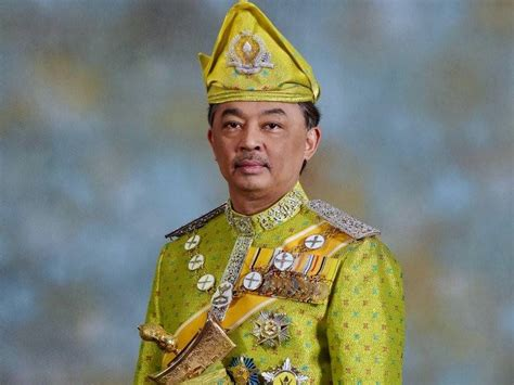 official sultan  pahang  elected    agong