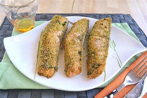 cucinare il filetto di salmone 187 filetto di salmone ai pistacchi ricetta filetto di