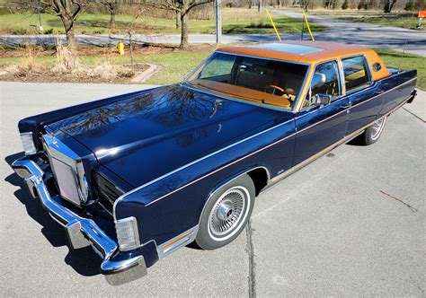 old cars and repair manuals free 2013 lincoln mks parking system 1977 lincoln continental classic cars today online