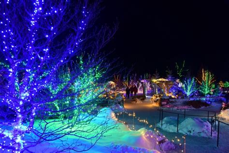 best place to see christmas lights in new york city best places to see christmas lights in new england new