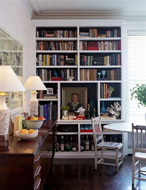 17 best ideas about painted back bookshelves on