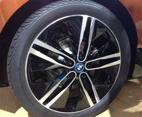 bmw tire bmw i3 s tires more important than you d think
