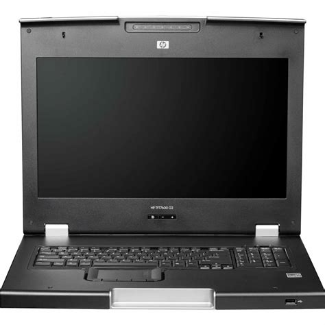 Monitor Untuk Server jual harga hp tft7600 g2 kvm console rackmount server