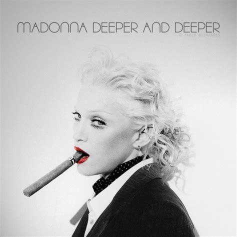 Deeper And Deeper deeper and deeper madonna