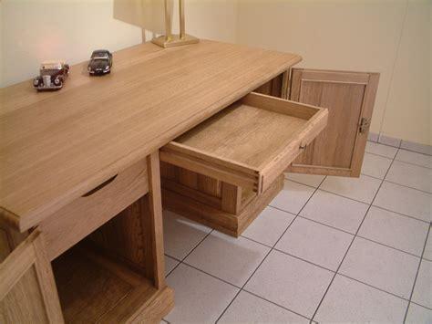Schreibtisch In Eiche schreibtisch in eiche buche oder kirschbaum massiv der
