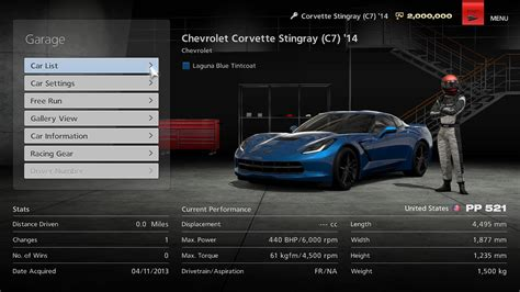 Schnellstes Auto Gran Turismo 6 by Gran Turismo 6 Fact Sheet The Review Depot