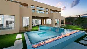 Small Living Room Dining Room Combo 15 dramatic modern pool areas with fire pits home design