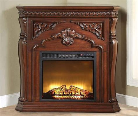 Big Lots White Fireplace by 20 Best Ideas About Corner Electric Fireplace On