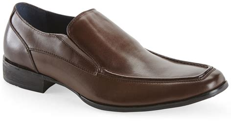 steve madden brown loafers steve madden brown sammo loafers in brown for lyst