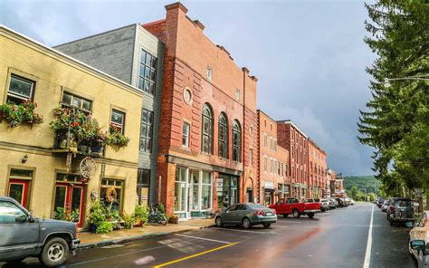 quaint city america s best up and coming small towns travel leisure