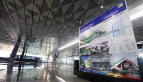 ultimate design indonesia soekarno hatta to soon operate new terminal economy