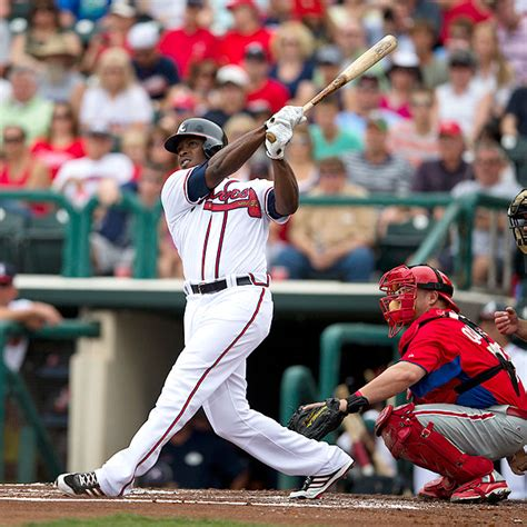 justin upton swing justin upton finds his swing 2015 spring training espn
