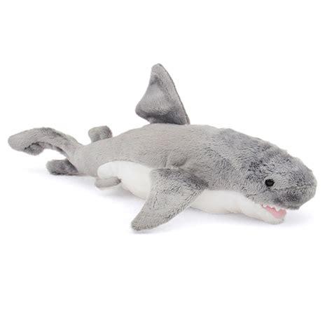 shark plush smiley the plush shark by douglas