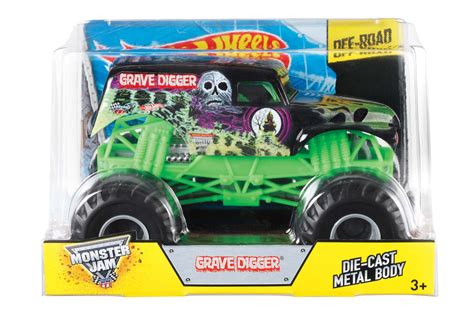 large grave digger truck grave digger truck toys pixshark com