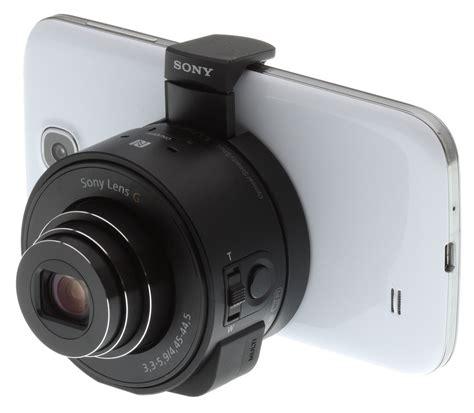 Lensa Sony Wifi lensatambahan untuk smartphone
