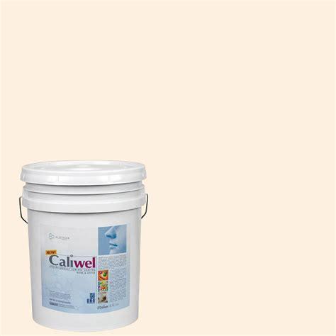 caliwel home office 5 gal warm hearth beige latex