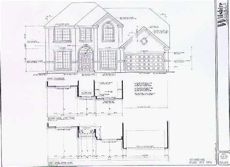 new house blueprints tropiano s new home blueprints page