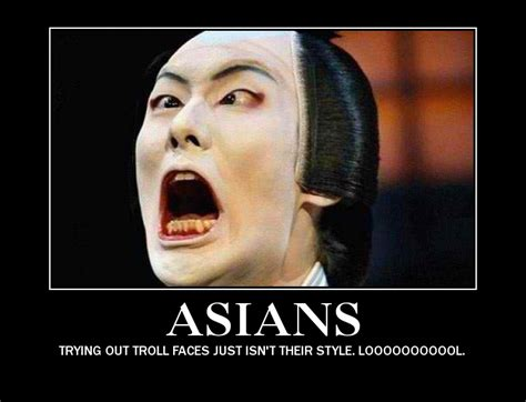 Asian Face Meme - asian troll faces by sk8rnerd on deviantart