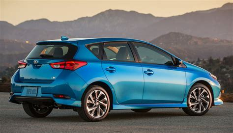 toyota usa 2016 2016 scion im toyota auris hatchback for the usa image