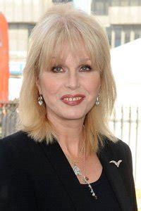 joanna lumlys hair styles adding some extra layers in around her face joanna lumley