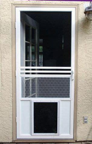 screen doors  dog door  screen guys mobile