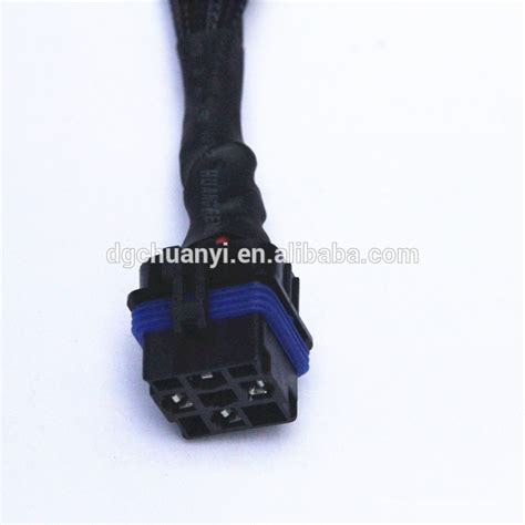 automobile application automotive wire harness custom wire