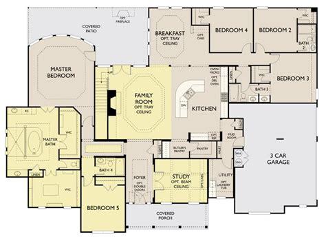 ashton woods homes floor plans cayden new home plan for saratoga hills community in