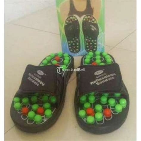 Alat Pijat Refleksi Telapak Kaki alat kesehatan sandal refleksi telapak kaki reflexology sandals like jaco murah jakarta pusat