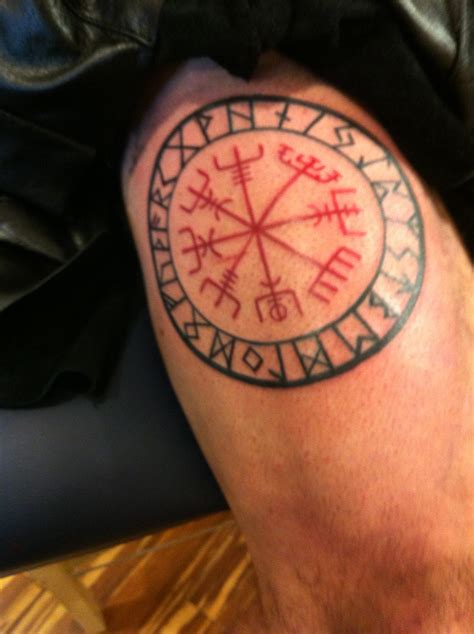 tattoo viking compass the vegv 237 sir tattoo me a viking s compass if not now when