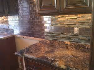 Trends In Kitchen Backsplashes by Latest Kitchen Backsplash Trends Home Design Ideas
