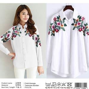Baju Wanita Terompet Pita Baju Cewek Warna Polos baju kemeja wanita hem warna putih lengan panjang motif cantik moderl terbaru