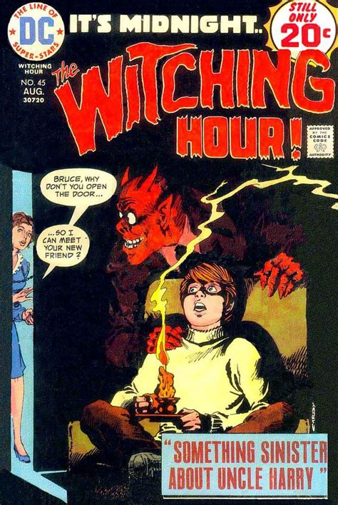libro the witching hour the witching hour 45 comics from the grave and beyond