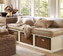 Guest Bed Options For Small Spaces Window Seat With Closets On Both Sides To Turn Office Into