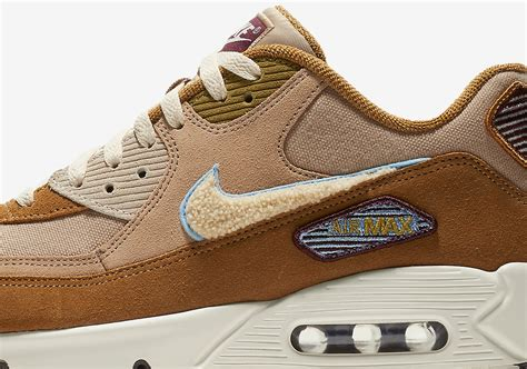 Nike Air Max 200 Stockx by Nike Air Max 90 Chenille Swoosh 858954 200 Sneakernews