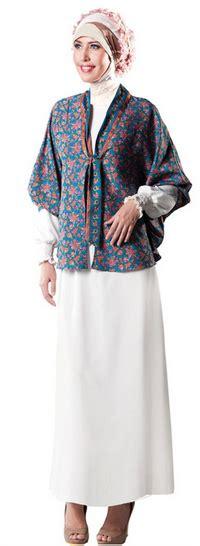 desain baju batik remaja 2015 contoh model baju batik muslim untuk remaja terbaru 2015