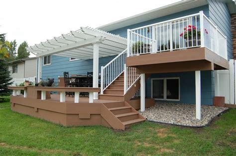 home deck design ideas deck design pictures building a deck fargo moorhead