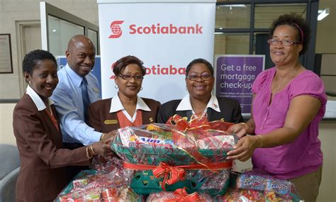 Broad Food Pantry by Scotiabank Broad Staff Top Up The Hiv Aids Food Bank