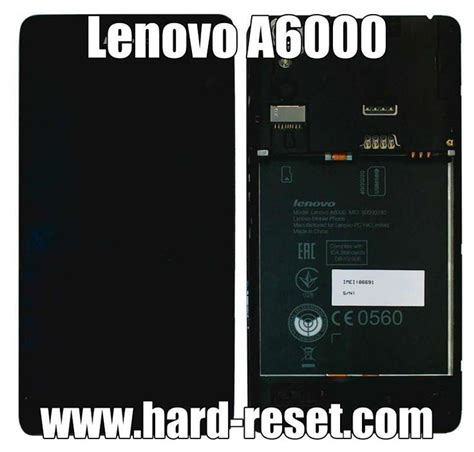 Lenovo A6000 On Volume 136 best reset images on phone mobile