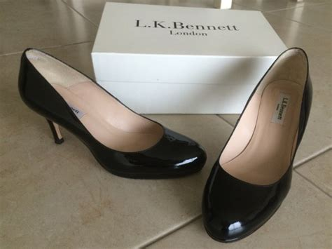 Heels Lk 38 lk patent leather court shoe size 38 for sale in carrigaline cork from momx2