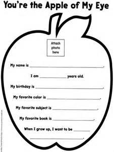 apple art projects for preschoolers