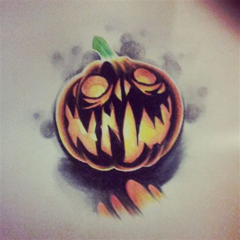 jack o lantern tattoo 52 lantern tattoos designs