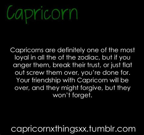 do you have relationship problems with a capricorn