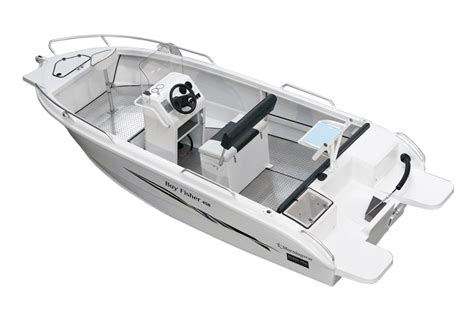 small fishing boats with steering wheel aluminum boat steering center console best row boat plans