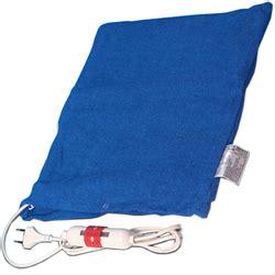 cuscino termoforo termoforo cuscino termico a sabbia 38x30cm potenza 75w