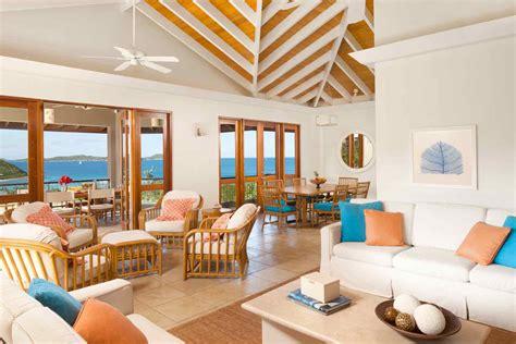 room dix rosewood dix bay three bedroom villas