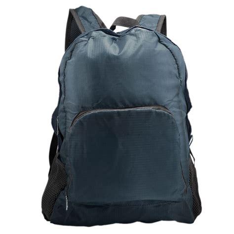 Bone Tas Hiking Foldable Waterproof unisex outdoor sports waterproof foldable backpack hiking bag cing rucksack black in climbing