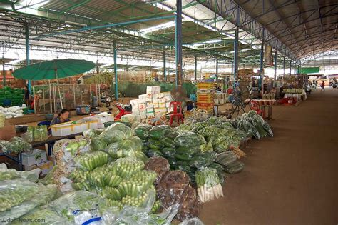 Thailand House For Sale the wholesale market of udon thani udon news com