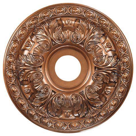 pennington decorative medallion antique bronze