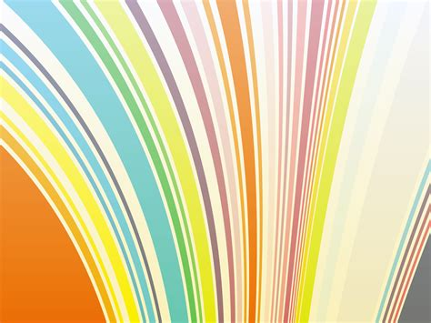 line theme wallpaper smooth lines design powerpoint templates smooth lines