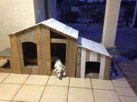 how to house a puppy diy tutorial how to build a pallet house 101 pallet ideas